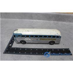 Vintage Greyhound Toy Bus