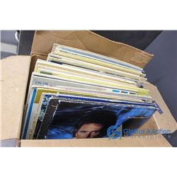 (50) Assorted Records - Kenny Rogers, Eddy Arnold