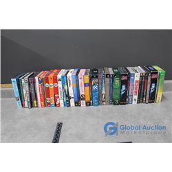 Assorted TV Series DVDs