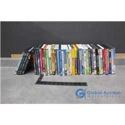 (40) DVDs