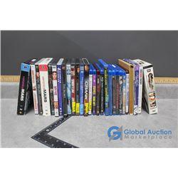 (28) DVDs/TV Series DVDs