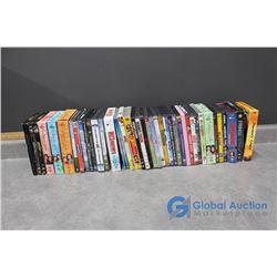 (40) DVDs/TV Series DVDs