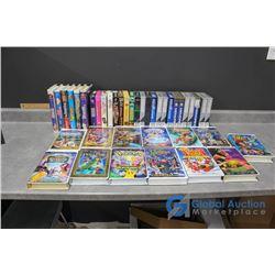 Disneys VHS & Blank Tapes