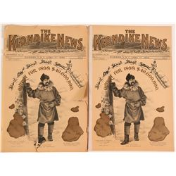 The Klondike News reprints of the First Edition vol.1 no.1  (117835)