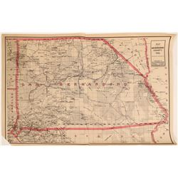 Map of San Bernardino County, Cal.   (117744)