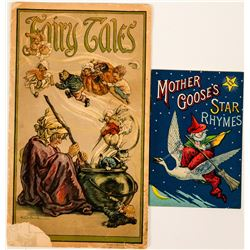 Advertising Fairy Tale Booklets  (117178)