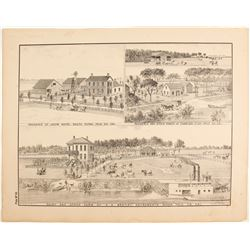 W. T. Galloway Lithograph  (82455)