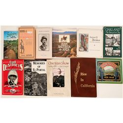 Books about California History  (113075)