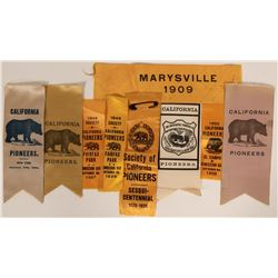 California Pioneers Ribbon Collection  (113250)