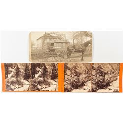 Boulder CO. Stereoviews (3 count)  (53245)