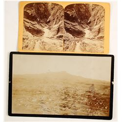 Colorado Stereo View & Mounted Photo  (91250)