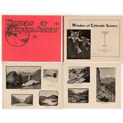 Wonders of Colorado Scenery travel in photos book  (120233)