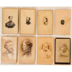 CDV's Photographs of Ayers-Lockwood Family  (117308)