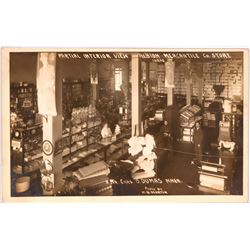 RPC Albion Mercantile Co. Store - Interior view - General Store 1800s  (119554)