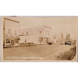 Street Scene RPC of Reubens, Idaho  (117818)