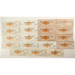 Lincoln, Nebraska Revenue Check Collection (61468)