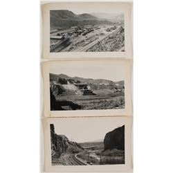 Early Photographs of the Palisade and Southern Pacific Railroad and the Balast Mine  (81414)
