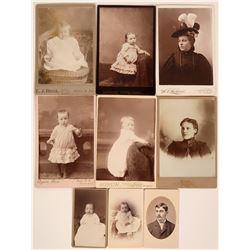 Dakota Territory Antique Photographs (8 cards)  (118158)