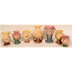 Hull Art Ceramic Vases  (119055)