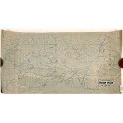 Antique Oregon Maps (Lot of 2)  (117745)