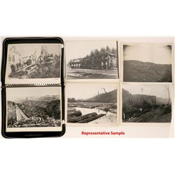 Kinsey Brothers Logging Photography Collection  (117198)