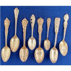 Midwest Spoons (8)  (80625)