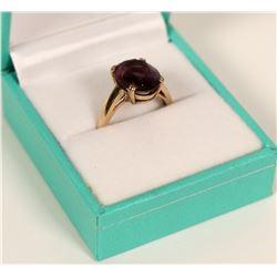 Amethyst Ring  (119025)