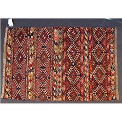 Hand Woven Rug  (119646)