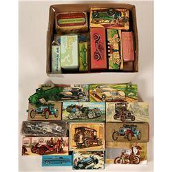 Avon Bottle Car Collection  (116726)