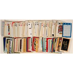 Advertising Playing Card Collection  (118892)
