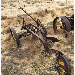 Antique Farm Plow  (120109)