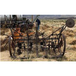 Antique Farm Plow  (120111)