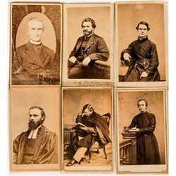 CDV's of American Ministers  (117306)