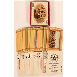 Fred Harvey's souvenir playing cards of the Great Southwest  (120225)