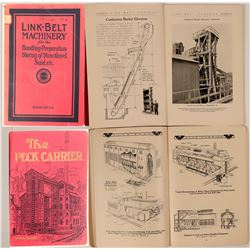 Industrial Equipment Catalogs (2)  (119586)