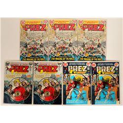 Prez Comics (7)  (109235)