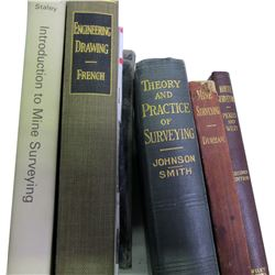 Surveying Hardcovers (6)  (86639)