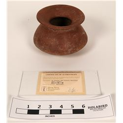 Neolithic red Jar  (116209)