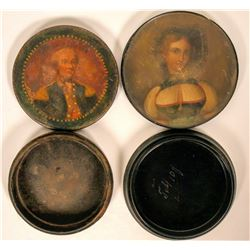 Swiss Snuff Boxes  (119999)