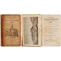Williams's New York Annual Register. 1837  (82869)