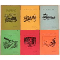 Logging Railroad Era of Lumbering in Pennsylvania Series (6 Volumes)  (119597)