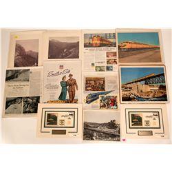 Railroad Magazine Advertisements and Photos  (117483)