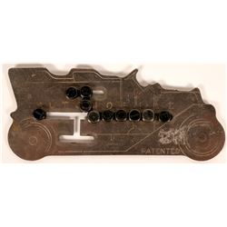 1920's Automobile puzzle game  (120222)