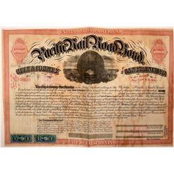 Western Pacific Railroad Bond  (115897)