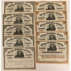 Chicago, Burlington and Quincy Railroad Co  (117546)