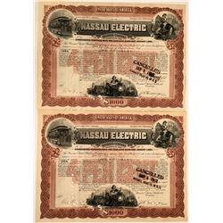 Nassau Electric Railroad Co.   (115951)