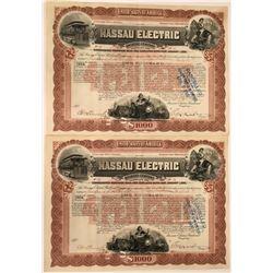 Nassau Electric Railroad Co.   (115949)