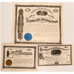 Colorado Mining Stock Collection  (117880)
