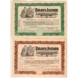 Golden Anchor Mining Co   (117574)