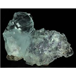 Fluorite from Yaogangxian Mine, China  (53129)